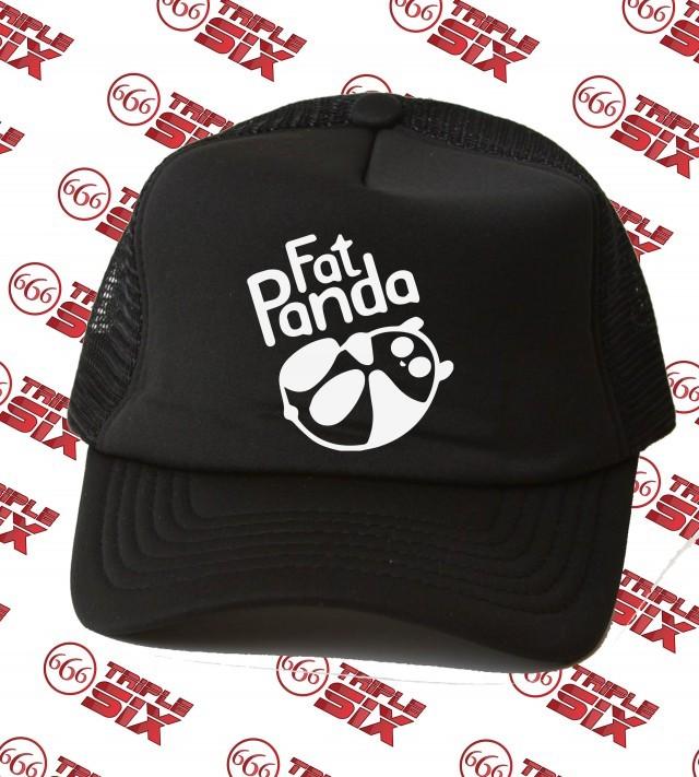 Jual TOpi Trucker Fat Panda - Importir Polyflex  988cb0a705ff
