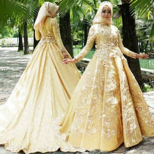 Jual Dress Gaun Pengantin Kebaya Rok Elegance Modern Murah Fosa S Hijau Tosca Kota Yogyakarta Fosasie Shop Tokopedia