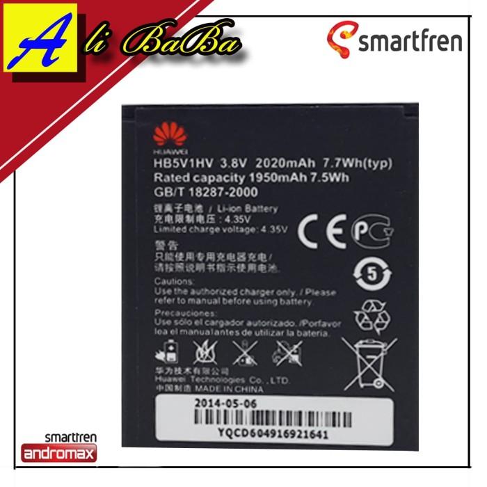 harga Baterai handphone smarfren andromax w huawei ascend w1 hb5v1hv battery Tokopedia.com