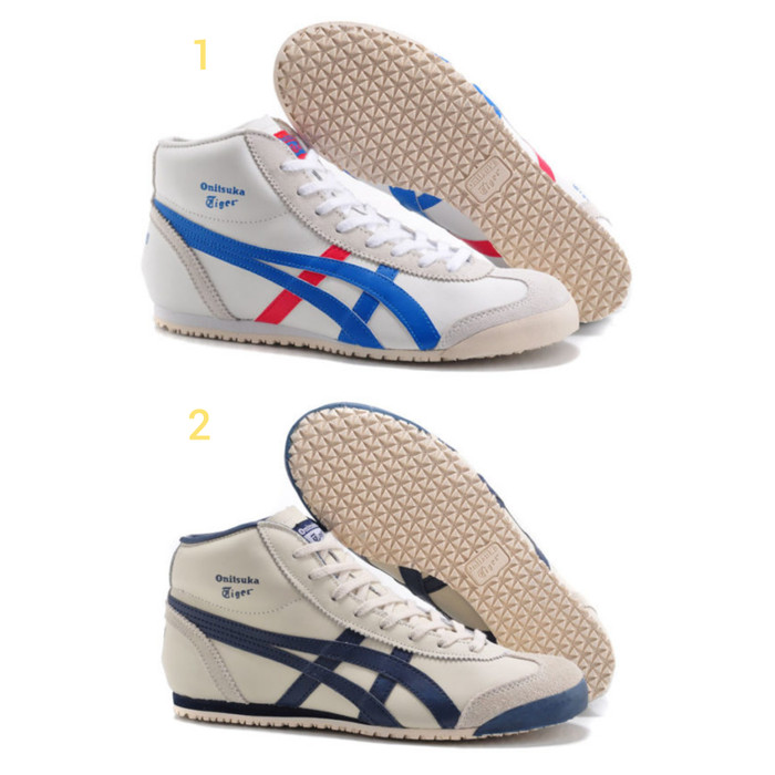 outlet store 621df 17fd2 Jual Asics Onitsuka Tiger High Mexico 66 - Kab. Bandung - Sri NJ || Golden  Shoes | Tokopedia