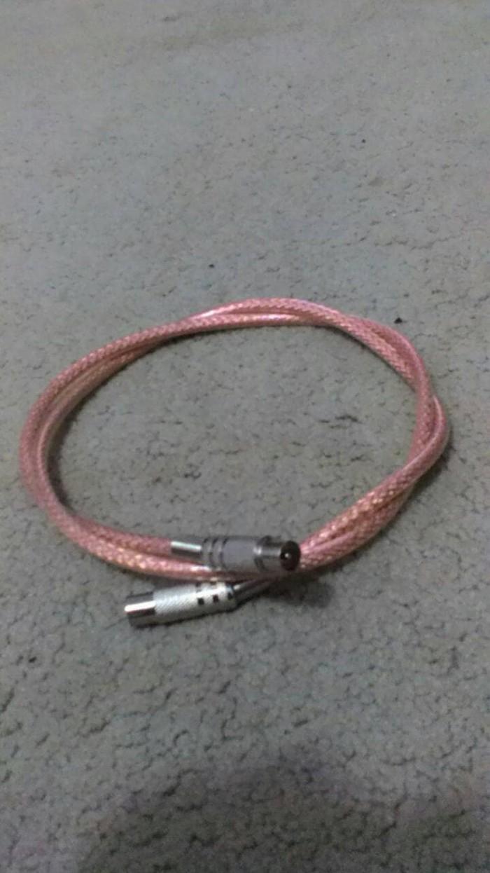 harga Kabel loop out jumper set top box to tv televisi murah berkualitas Tokopedia.com