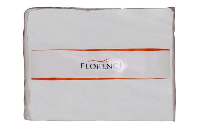 Florence waterproof mattress protector - single xl (120x200)