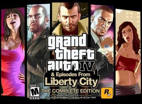 Foto Produk GTA 4 Plus Episode From Liberty City for PC or Laptop dari WILDANS GAMES