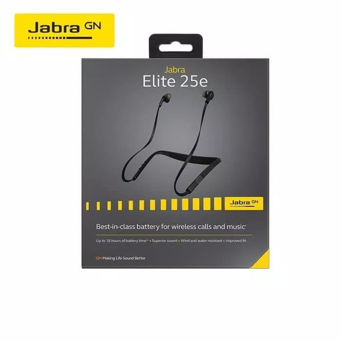 harga Headset jabra elite 25e bluetooth original Tokopedia.com