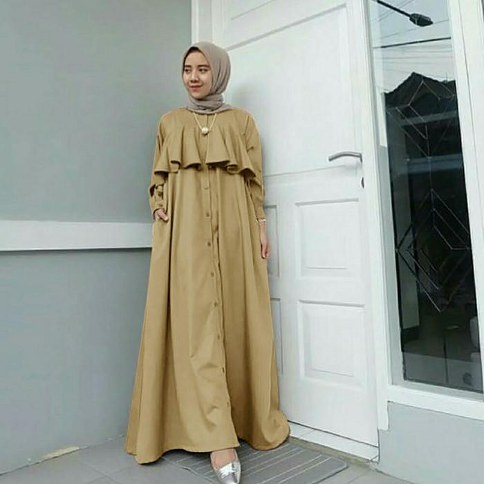 Jual Maxy Aira Mocca Busana Muslim Modern Baju Muslim Wanita Kekinian Jakarta Pusat Pocky Jr Tokopedia