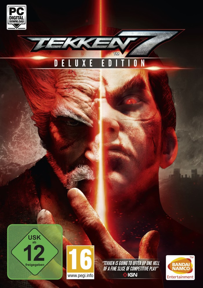 harga Tekken 7: digital deluxe edition v1.14+ all dlcs / pc game Tokopedia.com