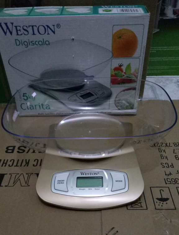 harga Timbangan dapur/timbangan kue Tokopedia.com