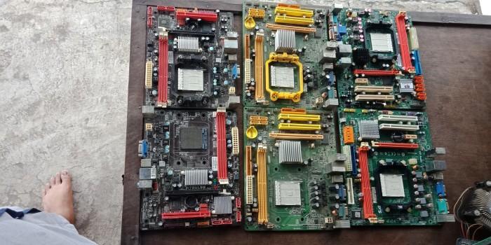 Jual MOTHERBOARD AMD AM2 DAN AM3 RUSAK NO DISPLAY BERAPA MERK - Kab  Agam -  RNR_Shop | Tokopedia