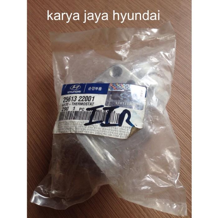 Genuine Hyundai 25613-22001 Thermostat Case