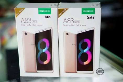 Foto Produk Oppo A83 ram2gb/16gb garansi resmi dari nusajayaelectronic