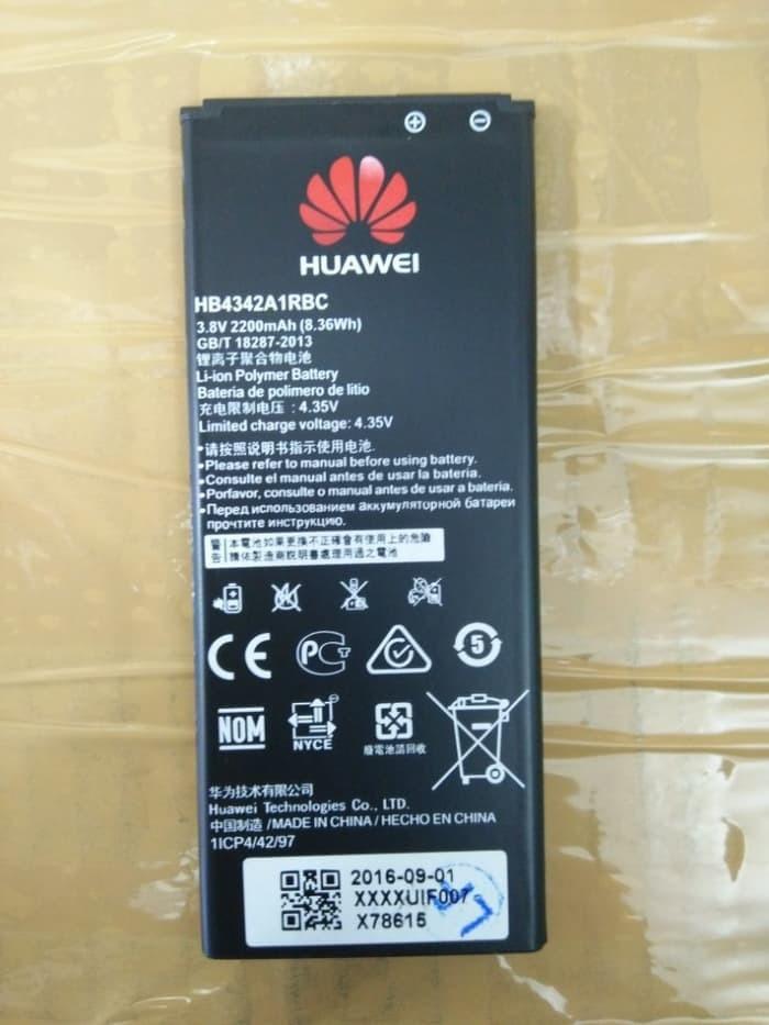 Jual Baterai Batre Battery Huawei Y511 / Y6 Product Ori 99% - Kota Bekasi -  Fariz Acc   Tokopedia