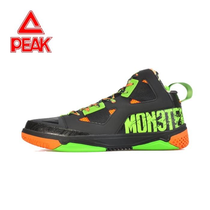 harga Sepatu basket nba peak monster george hill 3.2 original 100% - hitam 43 Tokopedia.com