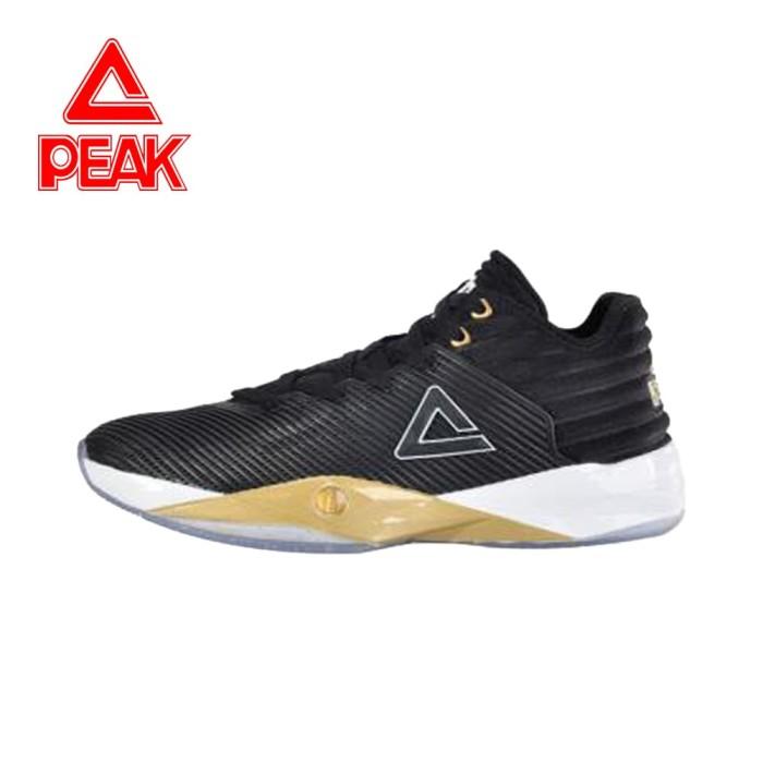 PEAK Sepatu Basket NBA Dwight Howard Plus Original 100% - E72003A - Biru 8109b1395d