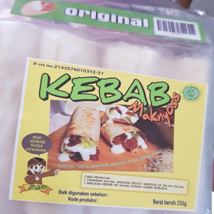 Info Kebab Mini DaftarHarga.Pw