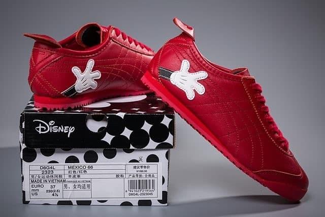 reputable site 7ac70 7ef5a Jual Sepatu Asics Onitsuka Tiger Mickey Mouse Sneakers wanita premium -  Kota Bandung - Twenty.nine_store | Tokopedia