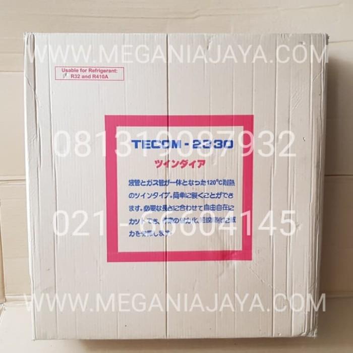 harga Pipa ac tecom 1/4 x 3/8 | ac 0.5 - 1 pk | 30 meter | per roll Tokopedia.com