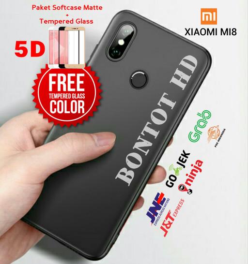 harga Paket xiaomi mi8 mi 8 casing softcase slim matte babby skin soft case Tokopedia.com
