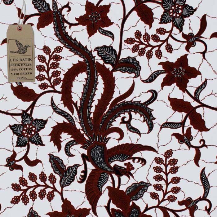 Jual Kain EXC Prima Motif Burung cantik dan Bunga Batik 1 Classic ... 93b76e8bee