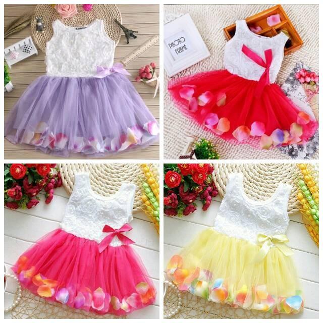 Jual Baju Gaun Pesta Bayi Anak Perempuan Perfect Marketplace