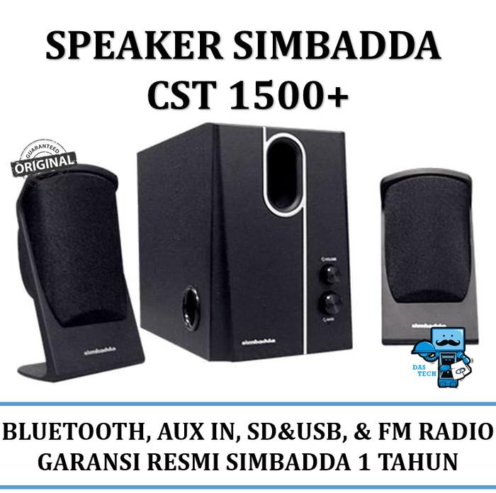 harga Speaker aktif simbadda speaker cst 1500n (cst1500n) Tokopedia.com
