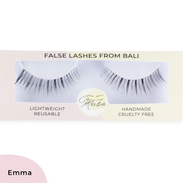Meisa bulu mata palsu tipe emma || fake lashes false eyelashes