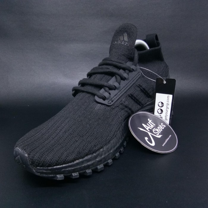 87aaf264b93d3 Jual Sepatu Adidas ultra boost atr mid - triple black - Kota ...