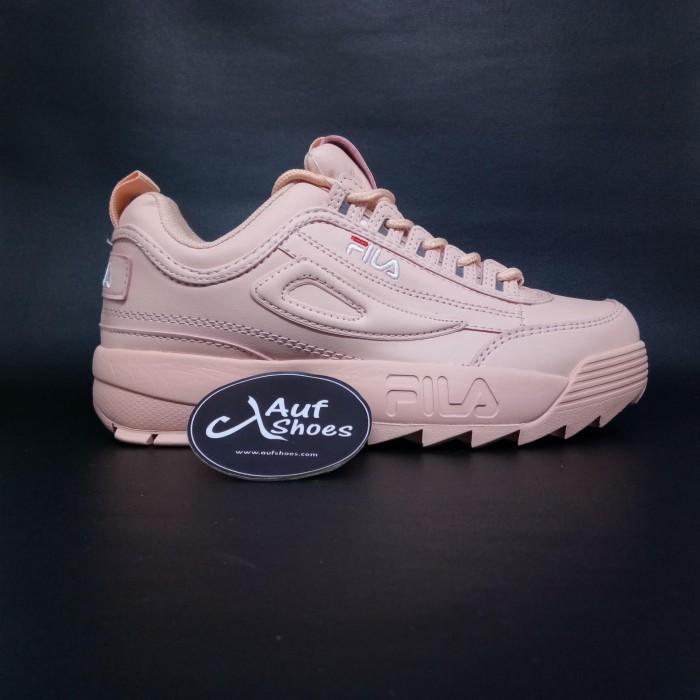 Sepatu Fila Disruptor II Pink