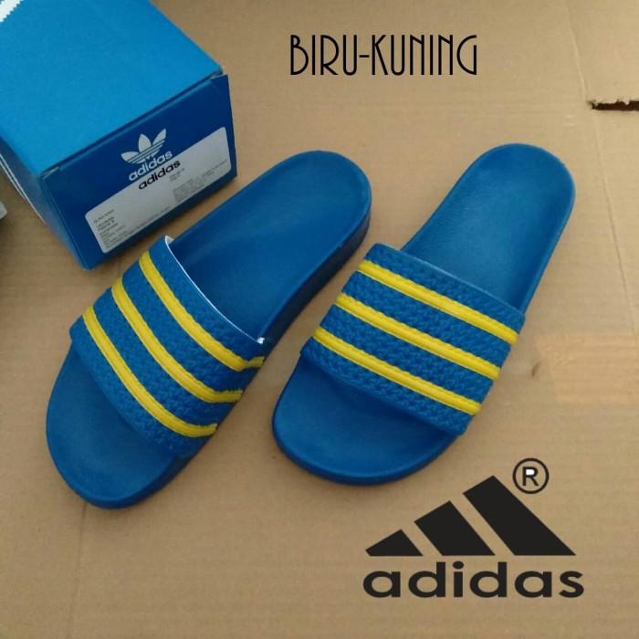 0f64e9eadf12ea Jual Sandal Adidas Adilette Original Sendal Adidas Adilette Stripes ...