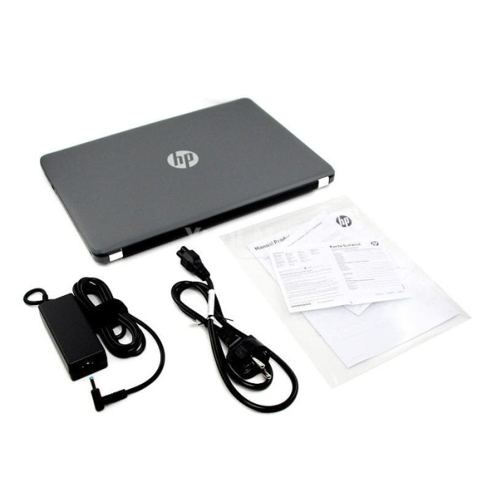 HP 14-BS706TU - I3 6006U 4GB 500GB 14HD VGA INTEL WIN10 GREY