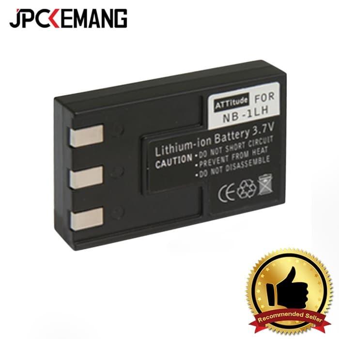 Foto Produk ATTitude NB-1LH Battery dari JPCKemang