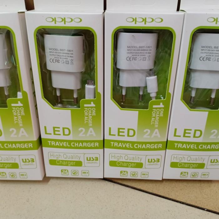 Foto Produk Charger oppo LED 2A casan oppo LED 2A dari vivan cell