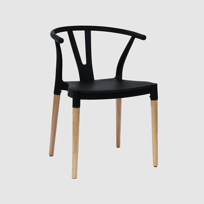 decafe chair / oslo / kursi kantor / kursi restoran / kursi kayu