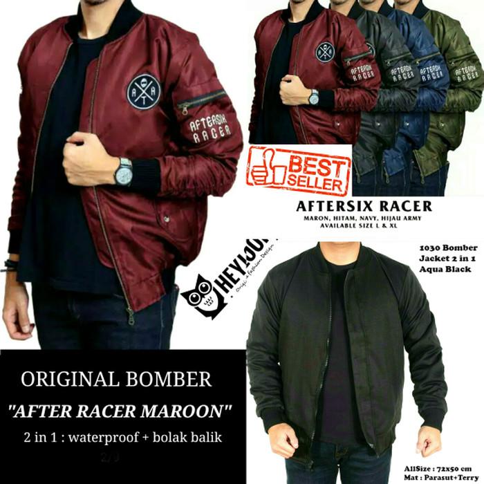 Jaket Bomber Logo Bgsr Hitam - tempat jual Produk Popular Di Indonesia 8b7a3e4bcb