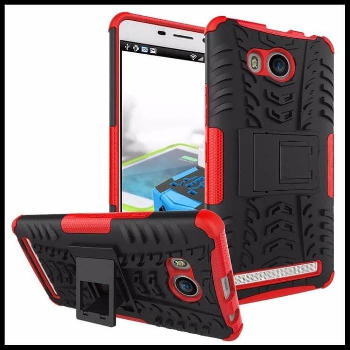 CASE / CASING HP RUGGED ARMOR LENOVO A7700 A 7700 PLUS BEST SOFT COVER