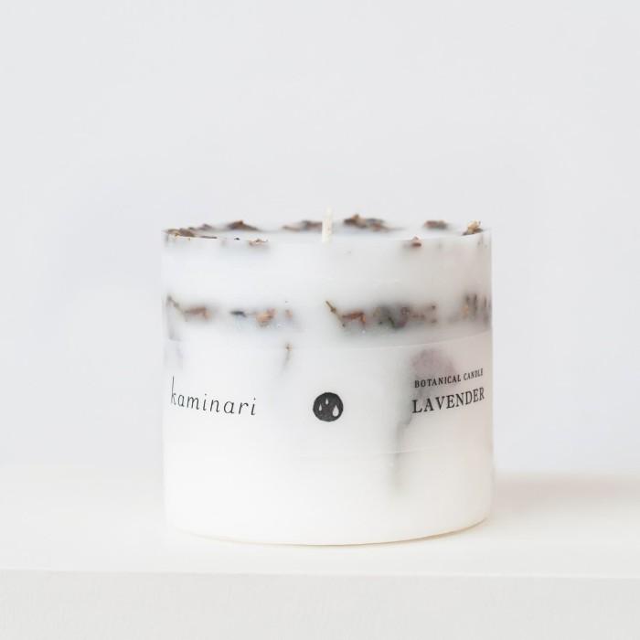 Foto Produk Kaminari Lavender Botanical Candle S dari Kaminari Leisure Days