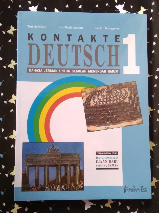 Foto Produk Kontakte Deutsch 1 Buku Pelajaran Bahasa Jerman untuk SMU dari Azzamstore007