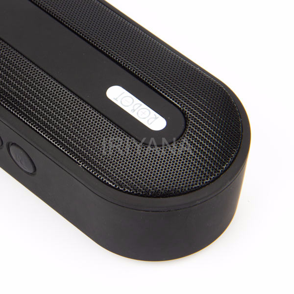 harga Robot rb380 bluetooth 3 0 mini hifi speaker black *100233 Tokopedia.com