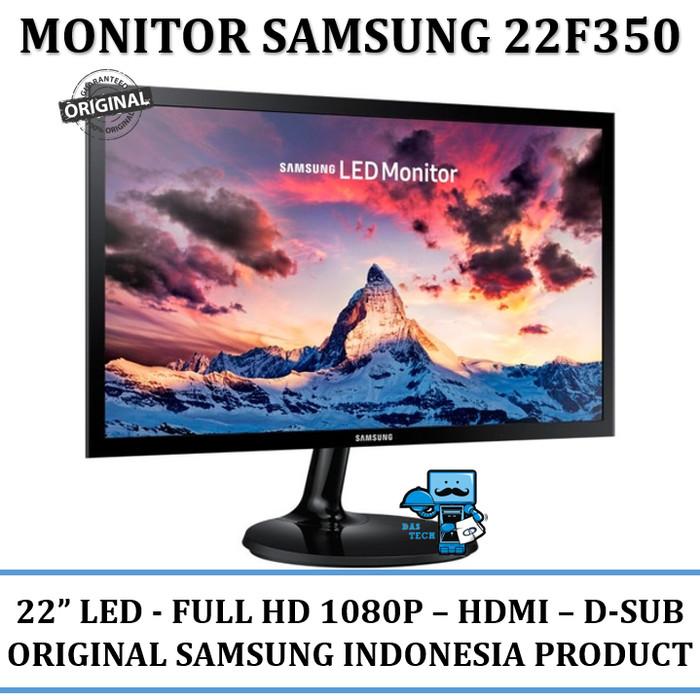 harga Samsung led 22 inch full hd slim design sf350 lcd monitor Tokopedia.com