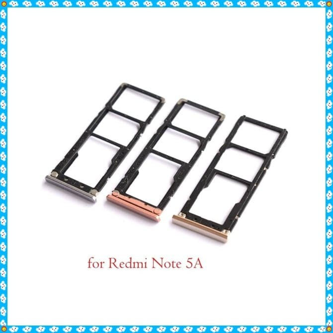 For Xiaomi Redmi Note 5 5A 6 7 Pro SIM Card Holder Slot Tray ...