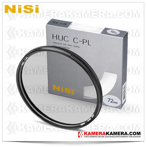 harga Nisi huc c-pl pro nano 72mm circular polarizer filter  72 mm cpl Tokopedia.com