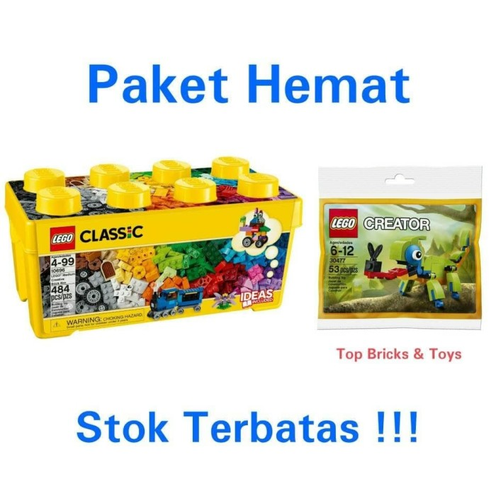 Jual Best Seller Lego Classic Medium Creative Brick Box Lego Creator