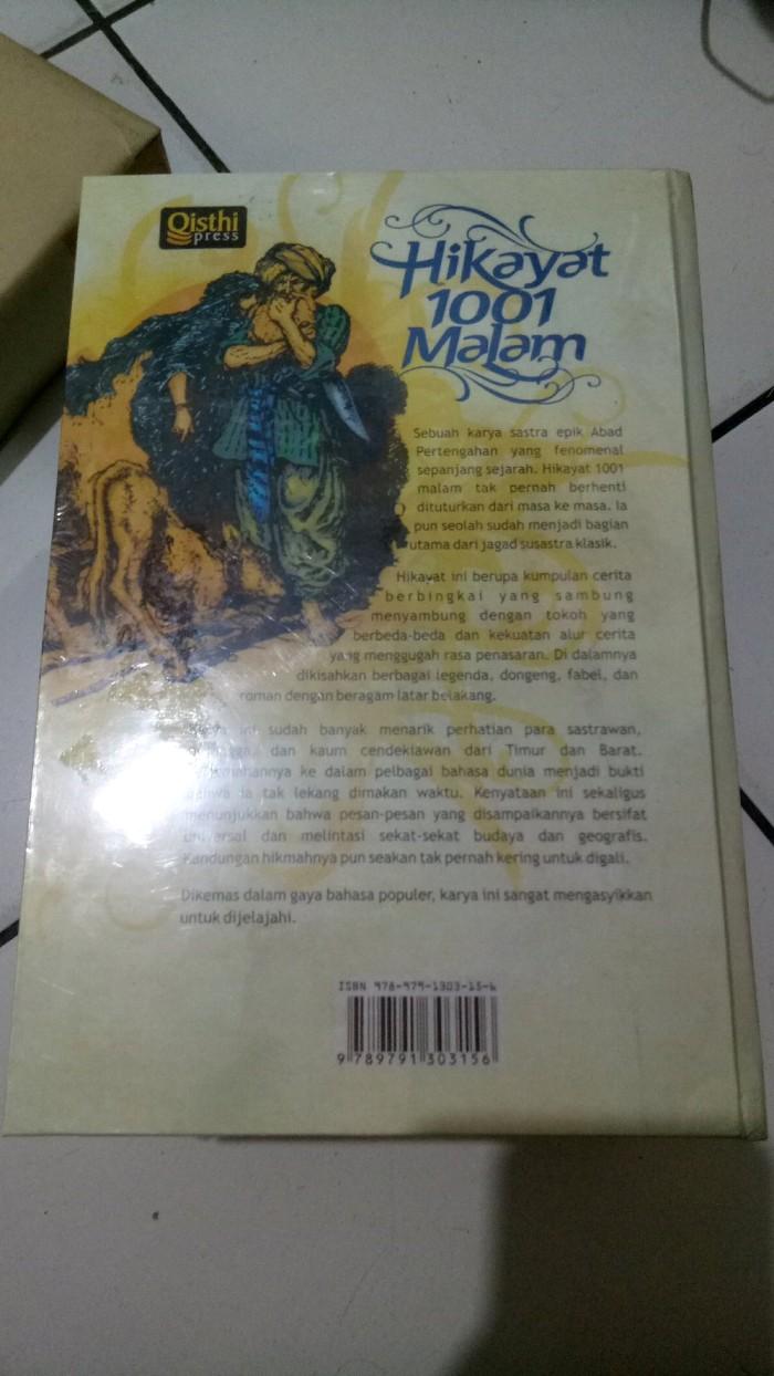 Jual Hikayat 1001 Malam Buku Ke 2 Hardcofer Dandibeken Tokopedia