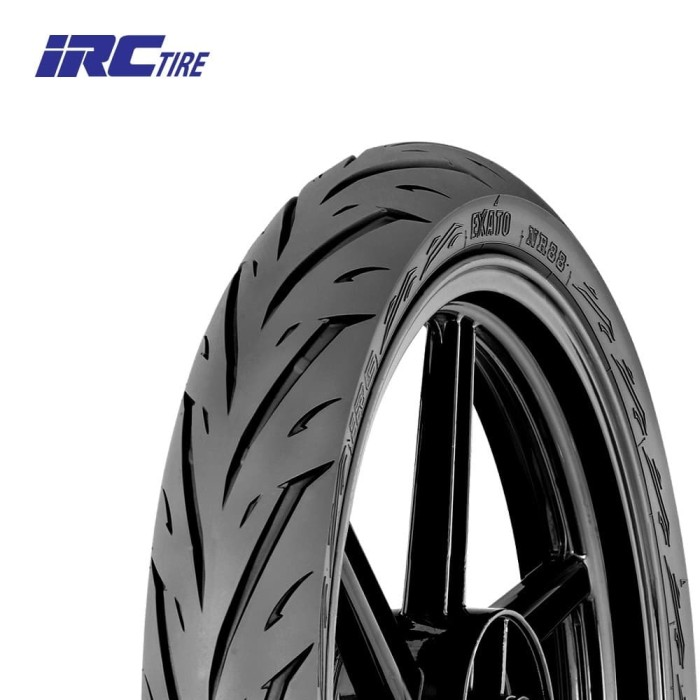 Ban Luar IRC 120 70 17 NF67 Tubeless For Vixion Or Other Motorcycle. Jual Ban