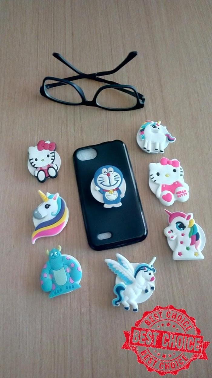 Jual Case Advan S4z Plus Softcase Popscket Karakter