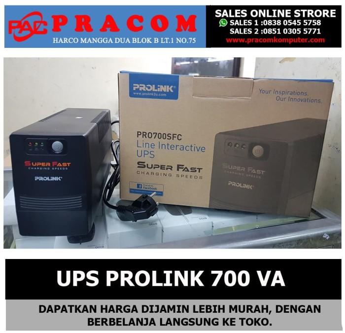 UPS PROLINK 700VA