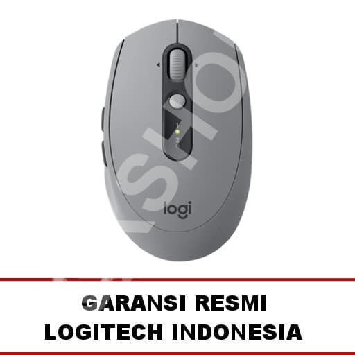 99f0adbcfe0 Jual Logitech M590 Wireless Mouse Multi Device Silent - Grey ...