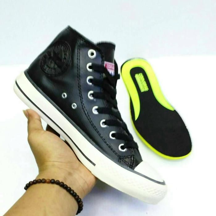 Jual sepatu converse all star hitam putih cek harga di PriceArea.com 8effae2f6f