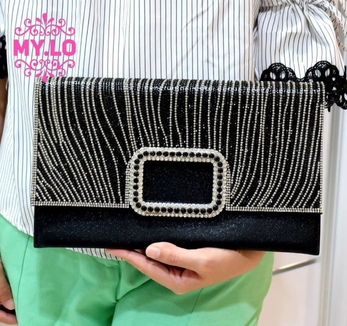 Jual PROMO SALE TAS CLUTCH PESTA DOMPET PARTY HANDBAG WANITA IMPORT ... b564bf8a65