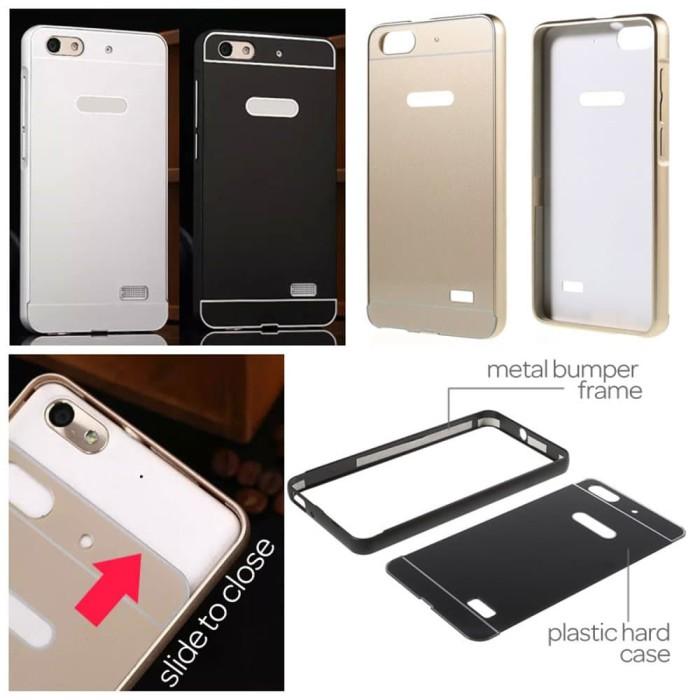 huge selection of b9337 0ef06 Jual Huawei Honor 4C - Metal Slide Hard Case Limited - Lebih Baik Shop |  Tokopedia