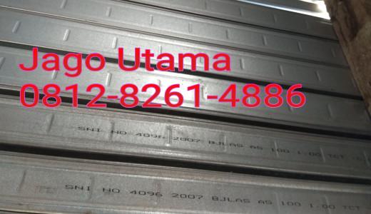 harga C truss / c canal / rangka atap baja ringan aplus 075mm Tokopedia.com